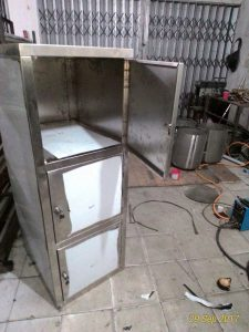 Filling Cabinet Stainless